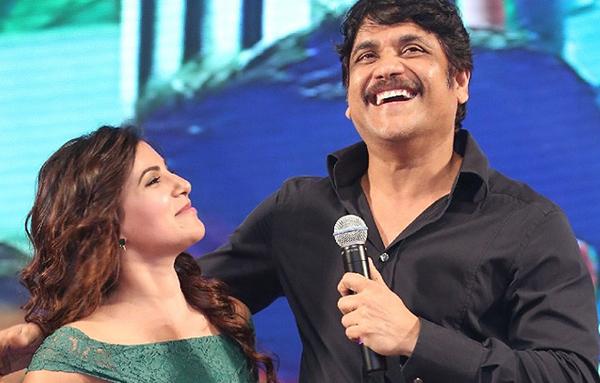 Samantha To Act In Nagarjuna Manmadhudu 2-Manam Manmadhudu 2 Movie Nagarjuna Raju Gari Gadhi-2 Sam With Nag