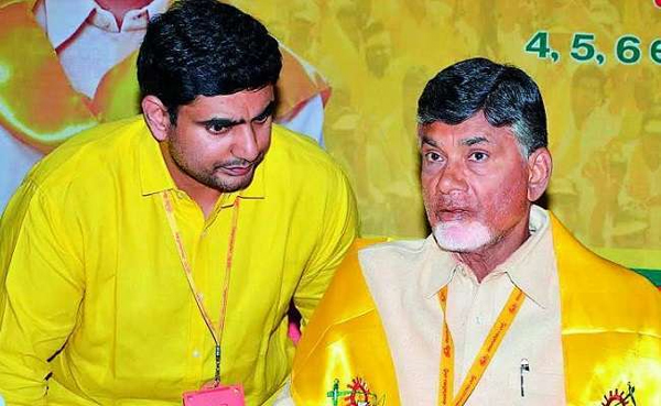 Suspense Over Nara Lokesh About Contesting Assembly Elections-Bheemili Constituency Nara Titter Politics