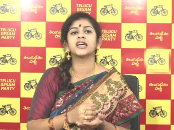 Yamini Sharma Reveals Reality Of Chandrababu Naidu-Tdp Tdp Candidates Yamini About Naidu Tdp