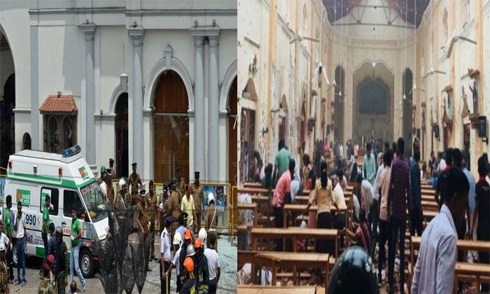 125 People Died In Srilanka Terror Bomb Blasts--125 People Died In Srilanka Terror Bomb Blasts-