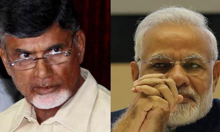 Chandrababu Creating Pressure On Modi-Campaigning Chandrababu Foreign Trips Modi Political Updates President Pressure Tdp