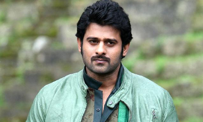 Director Reveal About Prabhas Movie Story--Director Reveal About Prabhas Movie Story-