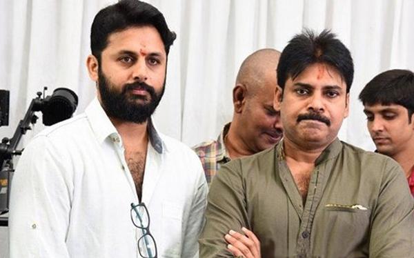 Hero Nithin Donates Rs 25 Lakhs To Janasena Party-Pawan Kalyan Rs Donation Tollywood Actor జనసేన నితిన్