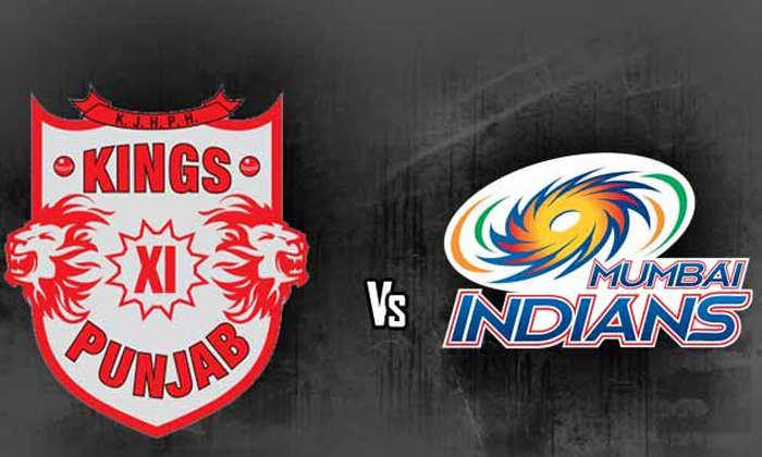 Mumbai Indians Vs Kings Xi Punjab Match Prediction--Mumbai Indians Vs Kings XI Punjab Match Prediction-