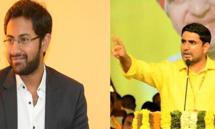 Political War Between Balakrishna Nephews-Bharat Chandrababu Lokesh Nephews Political Updates Tdp Weekend Party