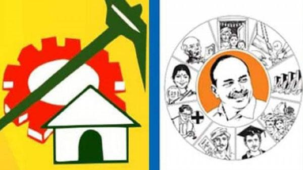 YCP-TDP Plan To Beat Janasena-Ap Politics Chandra Babu Janasena Party Ys Jagan