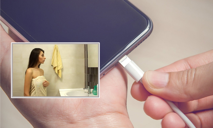 Teenage Girl Dies After Dropping Phone Into Bath While Charging--Teenage Girl Dies After Dropping Phone Into Bath While Charging-