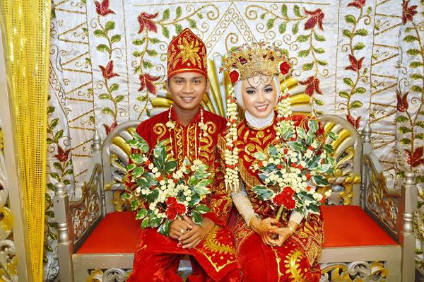 Thai Dang Traditional Marriage Special In Indonesia-Telugu Viral News Thai Social Media