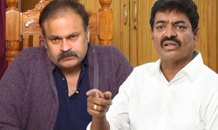 Actor Sivaji Raja Comments On Nagababu--Actor Sivaji Raja Comments On Nagababu-