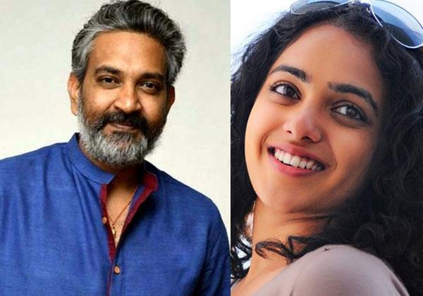 Nithya Menen To Act In Rajamouli RRR Movie-Nithya Rajamouli Rrr Movie Rrr Updates