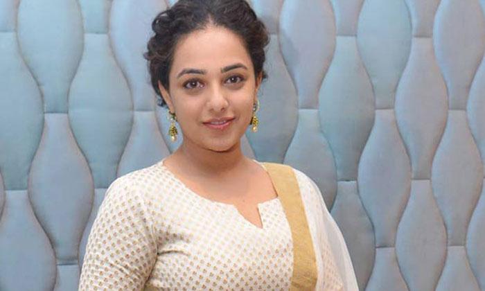 Nithya Menen To Act In Rajamouli Rrr Movie--Nithya Menen To Act In Rajamouli RRR Movie-