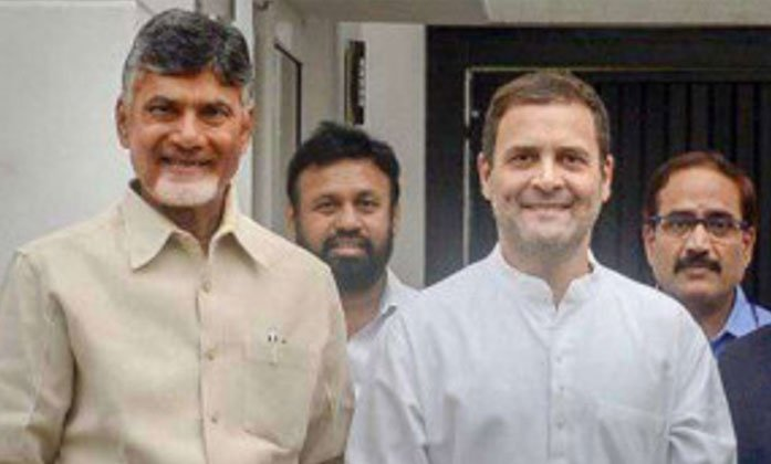 Exit Polls Will Be Decide Chandrababu Strategy In National Politics--Exit Polls Will Be Decide Chandrababu Strategy In National Politics-
