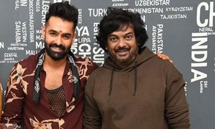 Hero Akash Copy Allegations On Puri Jagannath Ismart Shankar Movie--Hero Akash Copy Allegations On Puri Jagannath Ismart Shankar Movie-