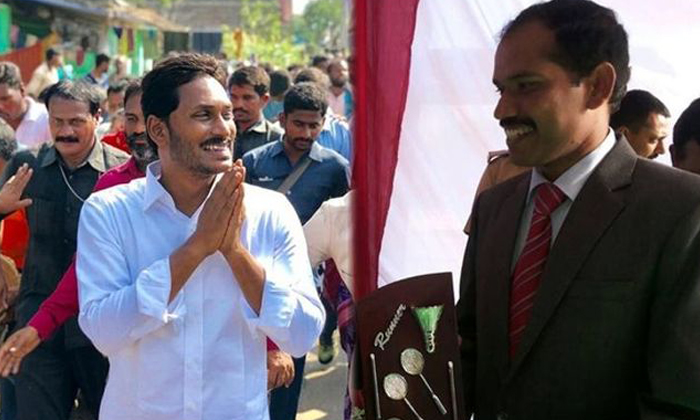 Joshi Appointed As The Chief Security Officer Of Jagan--Joshi Appointed As The Chief Security Officer Of Jagan-