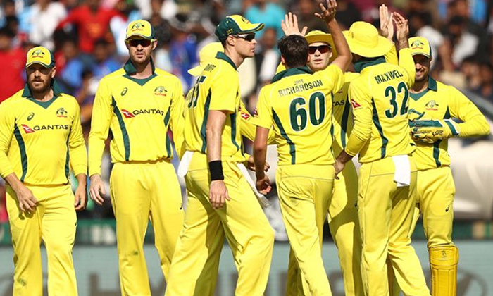 Kumble Backs Australia To Make It To The Semi-final Of The World Cup--Kumble Backs Australia To Make It The Semi-final Of World Cup-