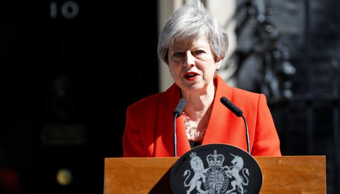 Theresa May Take Sensational Decision--Theresa May Take Sensational Decision-