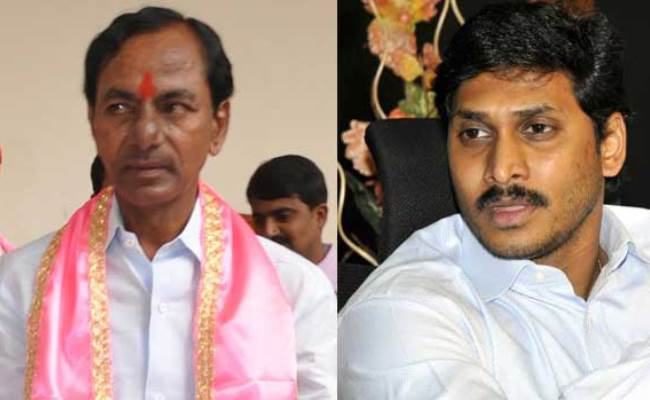 Ys Jagan And Kcr Role In Central జగన్‌--Ys Jagan And Kcr Role In Central జగన్‌-
