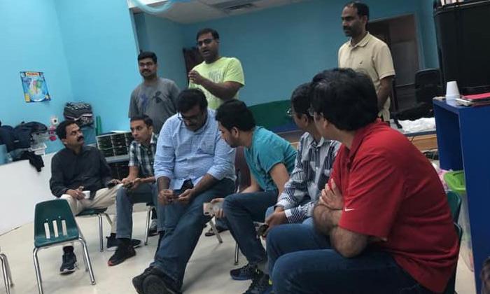 Nats Telugu Celebrations In Dallas--NATS Telugu Celebrations In Dallas-