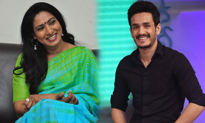 Aamani Going To Play Mother Character In Akhil Next Movie--Aamani Going To Play Mother Character In Akhil Next Movie-