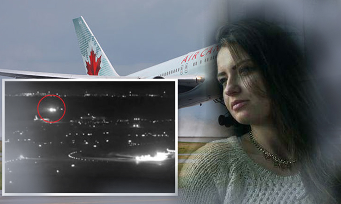 Air Canada Passenger Face Terrifying Situation--Air Canada Passenger Face Terrifying Situation-