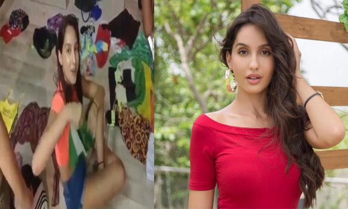 Bahubali Item Girl Turned Street Sales Girl In Bangkok--Bahubali Item Girl Turned Street Sales In Bangkok-