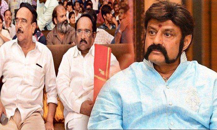 Balakrishna Wants To A Movie With Paruchuri Brothers--Balakrishna Wants To A Movie With Paruchuri Brothers-