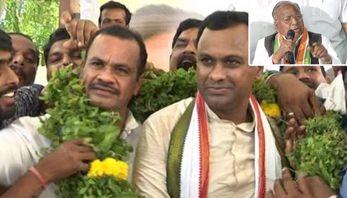 Congress Senior Leader V Hsensational Comments On Komatireddy Brothers--Congress Senior Leader V Hsensational Comments On Komatireddy Brothers-