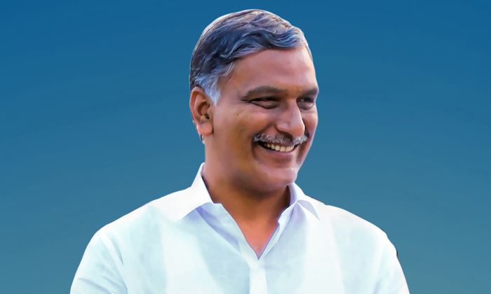 Harish Rao Gets Minister Post In Kcr Cabinet--Harish Rao Gets Minister Post In KCR Cabinet-