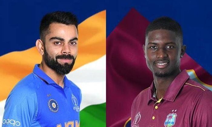 India Vs West Indies Match Will Starts Soon--India Vs West Indies Match Will Starts Soon-