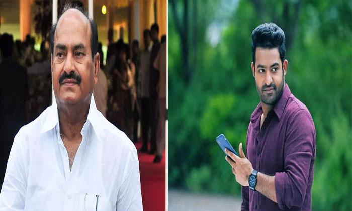 Jc Divakara Reddy Hot Comments On Jr Ntr Political Entry--JC Divakara Reddy Hot Comments On Jr NTR Political Entry-