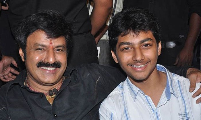 Nandamuri Balakrishna Son Mokshajna Not Interested On Acting--Nandamuri Balakrishna Son Mokshajna Not Interested On Acting-