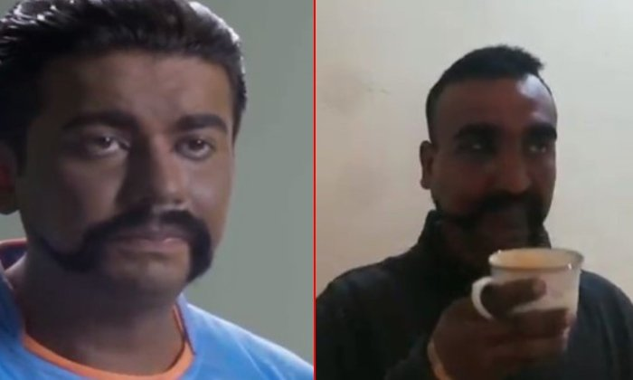 Pakistan Made A Video To Insulting The Abhinandan--Pakistan Made A Video To Insulting The Abhinandan-