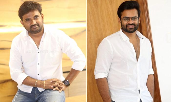 Sai Dharam Tej New Movie Title Is Prathi Roju Pandage--Sai Dharam Tej New Movie Title Is Prathi Roju Pandage-