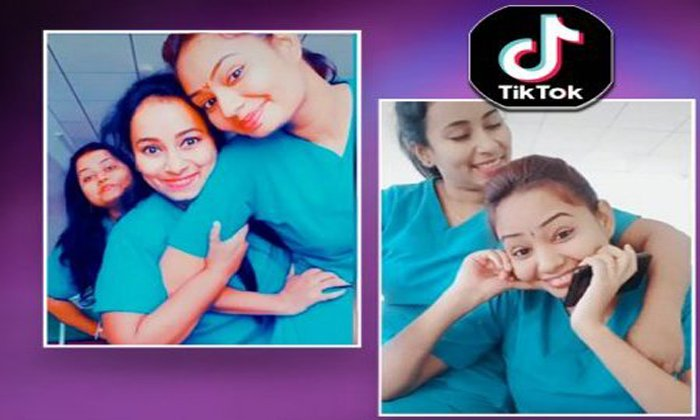 Tiktok Of Nurses In Odisha Hospital Go Viral--TikTok Videos Of Nurses In Odisha Hospital Go Viral-