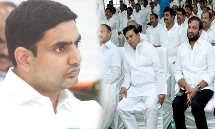 Ycp Ministers Afraid Of Lokesh--YCP Ministers Afraid Of Lokesh-