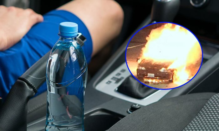 Dont Leave Bottles Of Water Inside The Car--Dont Leave Bottles Of Water Inside The Car-