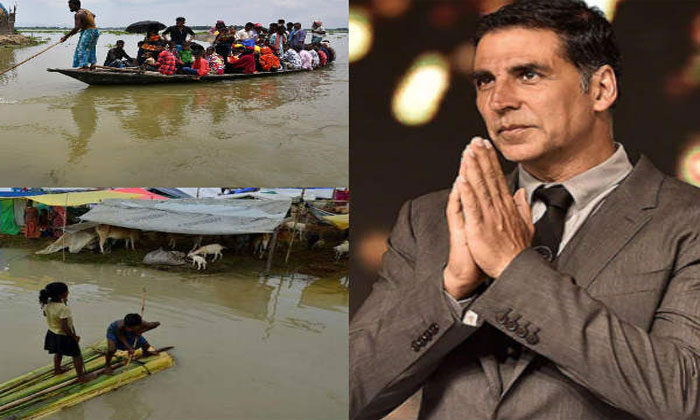 Akshay Kumar To Donate Rs 2 Crore For Assam Flood Victims--Akshay Kumar To Donate Rs 2 Crore For Assam Flood Victims-