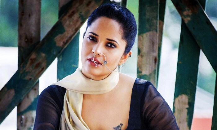 Anchor Anasuya About Producing In The Movies--Anchor Anasuya About Producing In The Movies-
