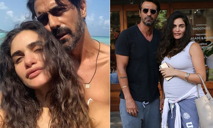 Arjun Rampal Girlfriend Gabriella Demetriades Gives Birth To A Baby Boy--Arjun Rampal Girlfriend Gabriella Demetriades Gives Birth To A Baby Boy-
