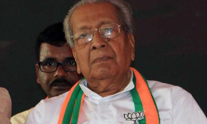 Biswa Bhusan Harichandan Is New Governor Of Andhra Pradesh--Biswa Bhusan Harichandan Is New Governor Of Andhra Pradesh-