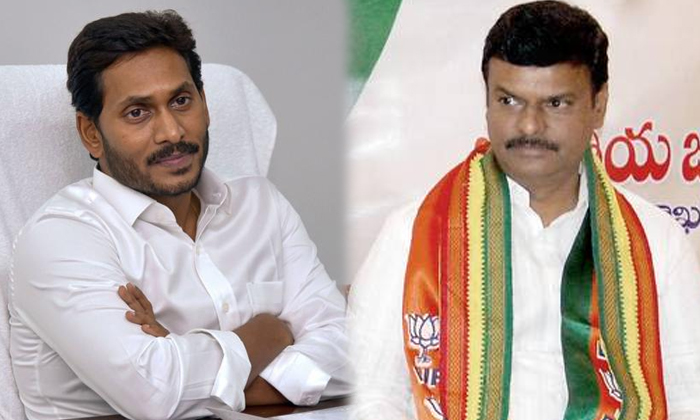 Bjp Target Ycp This Is The Main Reason--Bjp Target Ycp This Is The Main Reason-