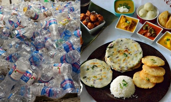 India S First Garbage Cafe In Chhattisgarh--India S First Garbage Cafe In Chhattisgarh-