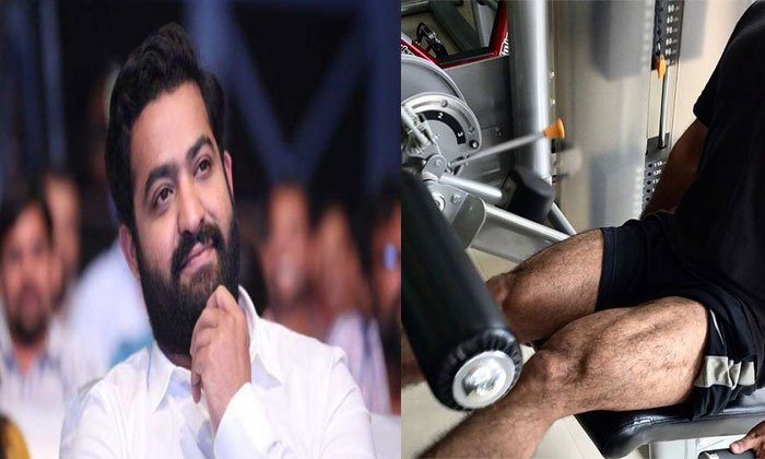 Jr.ntr Show Up Beast For Rrr Training Session--Jr.NTR Show Up Beast For RRR Training Session-