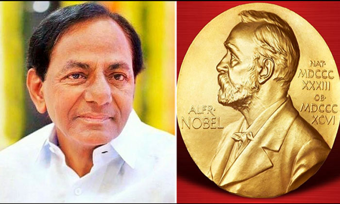 Kcr Should Get Nobel Prize Says Bipin Chandra--KCR Should Get Nobel Prize Says Bipin Chandra-