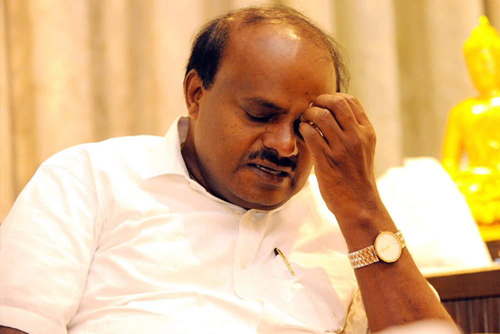 Karnataka Crisis Continues--Karnataka Crisis Continues-
