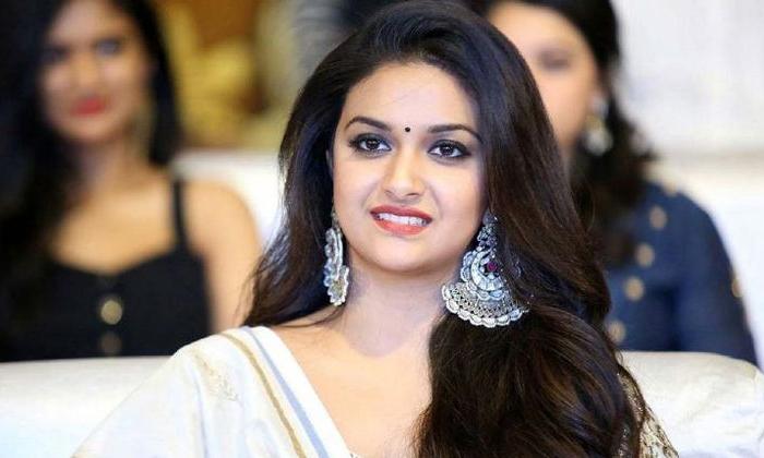 Keerthy Suresh Big Hopes On Bollywood--Keerthy Suresh Big Hopes On Bollywood-