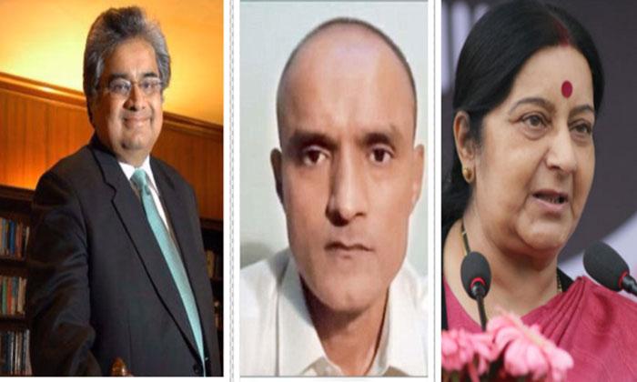 Kulbhushan Jadhav Sentence Stayed--Kulbhushan Jadhav Sentence Stayed-