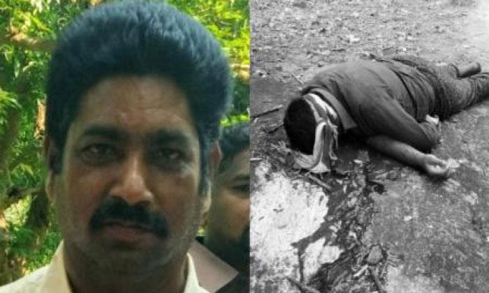 Maoists Murdered Trs Leader In Khammam--Maoists Murdered TRS Leader In Khammam-