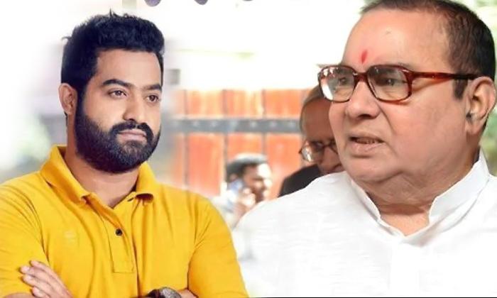 Nadendla Bhaskar Rao Comments On Junior Ntr--Nadendla Bhaskar Rao Comments On Junior NTR-