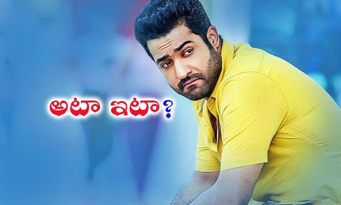 Ntr Confusion In Political Entry- Telugu Political Breaking News - Andhra Pradesh,Telangana Partys Coverage Ntr Confusion In Political Entry--Ntr Confusion In Political Entry-